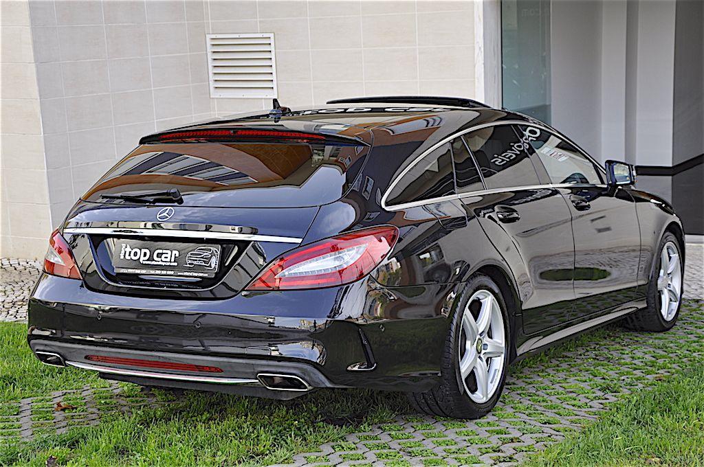 Mercedes Benz CLS 250 CDI-5