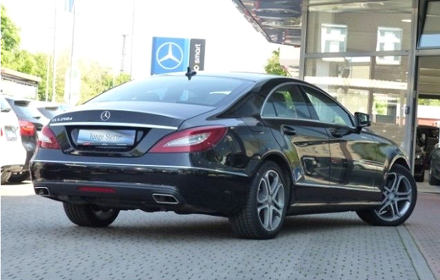 Mercedes-Benz CLS 250 d Coupé -1