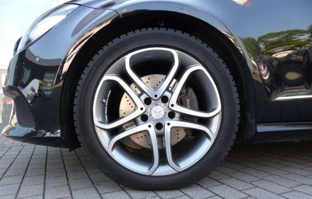 Mercedes-Benz CLS 250 d Coupé -2
