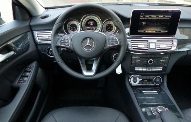Mercedes-Benz CLS 250 d Coupé -3
