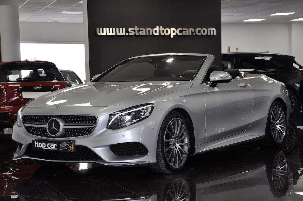Mercedes Benz S 500 Cabrio AMG Line_1