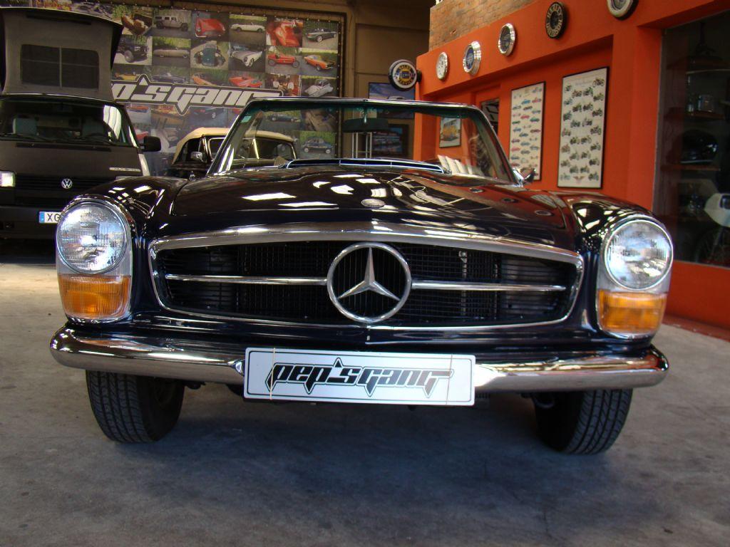 Mercedes Benz SL 280 -1