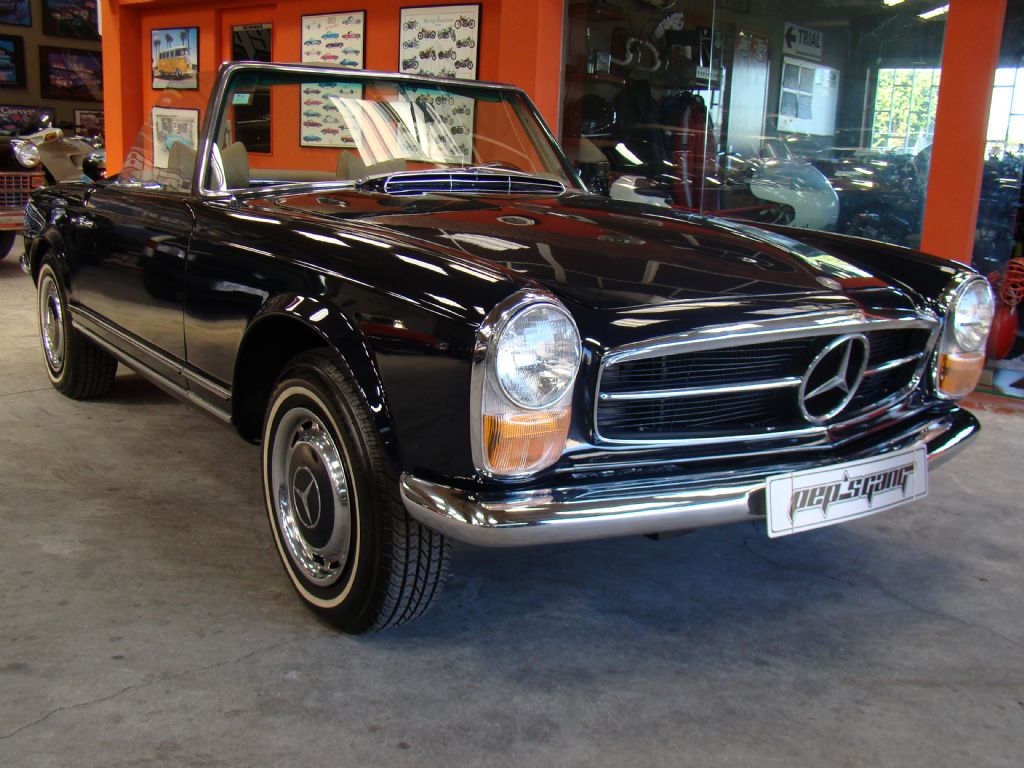 Mercedes Benz SL 280 -2