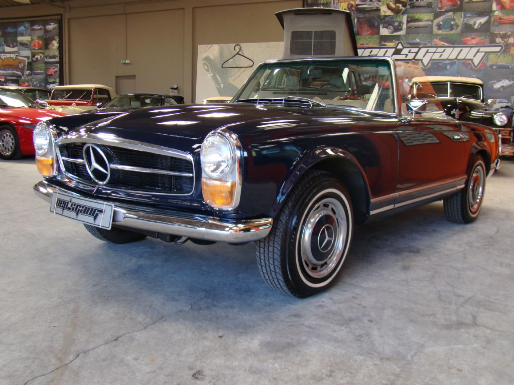 Mercedes Benz SL 280