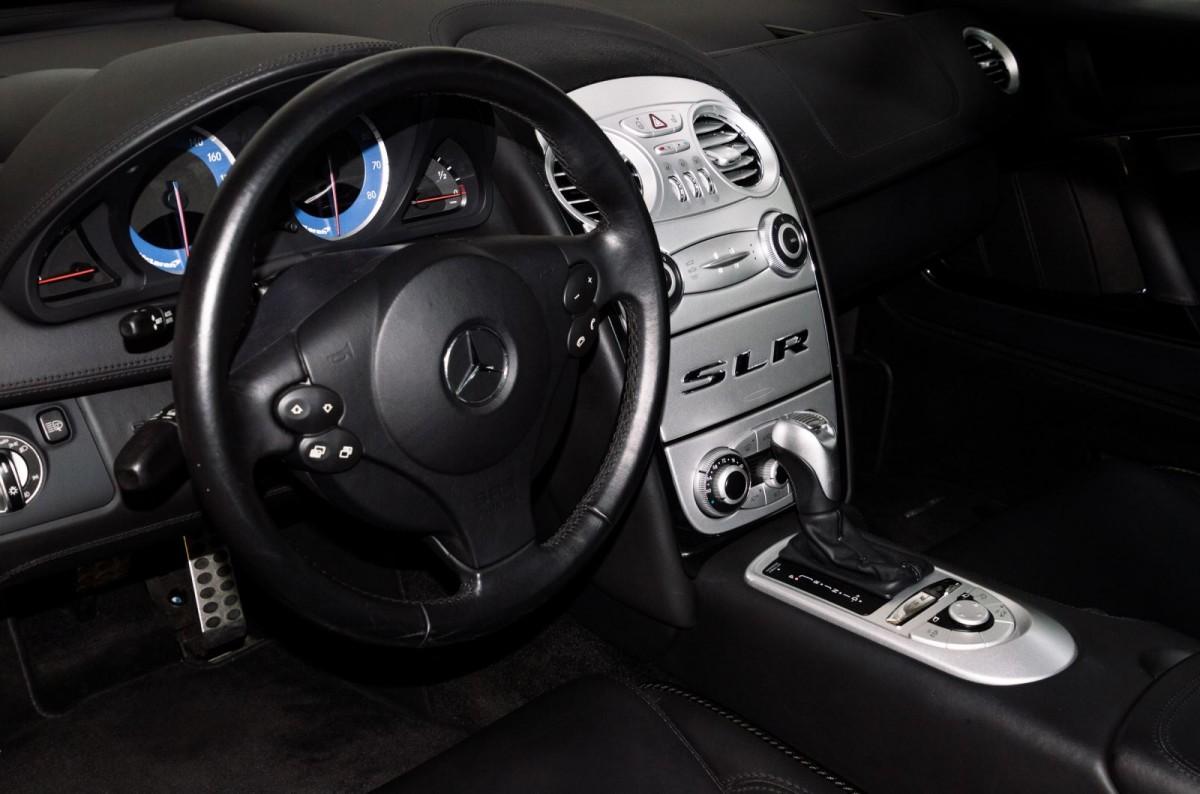 Mercedes SLR Mclaren-2