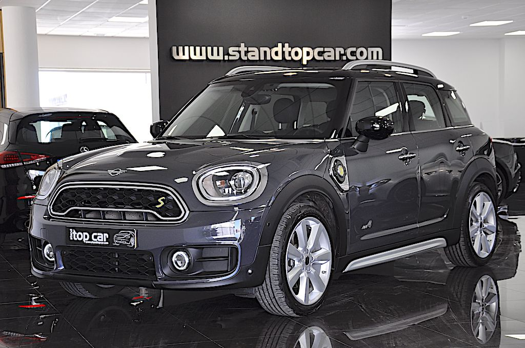 MINI Countryman Cooper S E All4 Plug-In (IVA Dedutível)_1