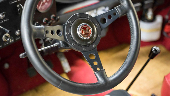 MINI Morris Cooper S MK-1