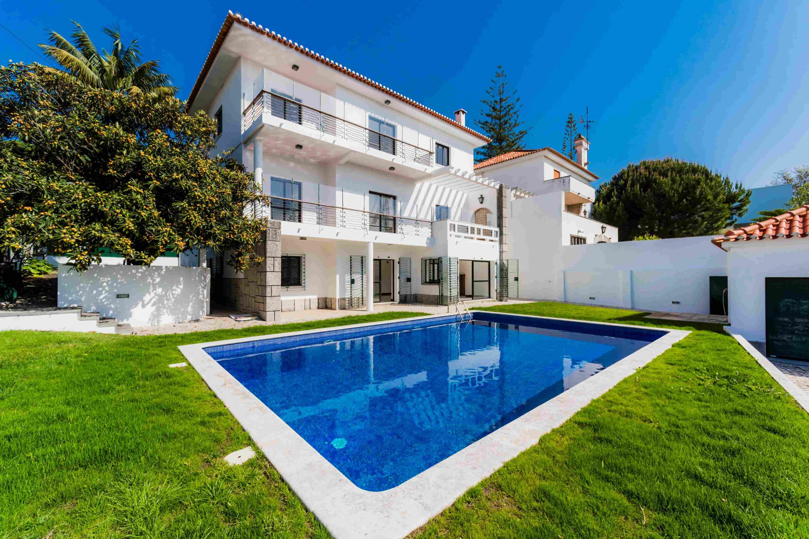 Moradia de luxo com piscina - Lisboa