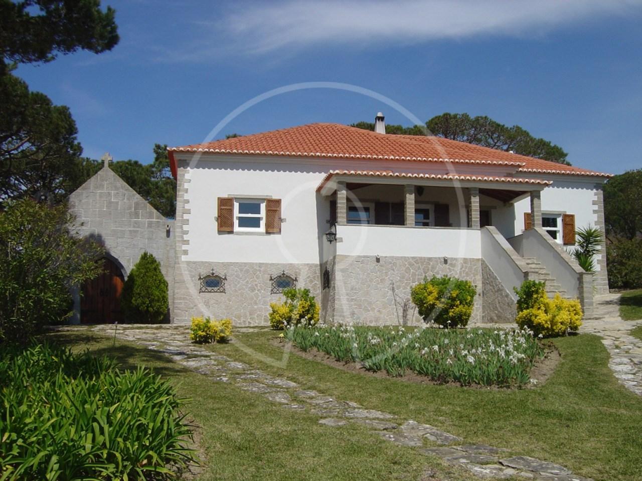 Moradia de luxo T6 +1 em Magoito- Sintra