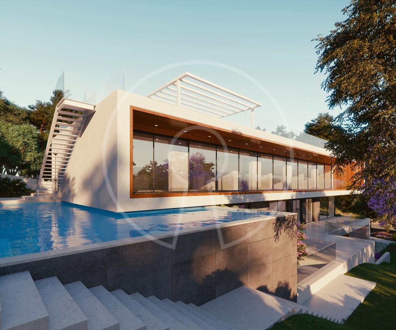 Moradia de luxo T6 em condomínio - Oeiras