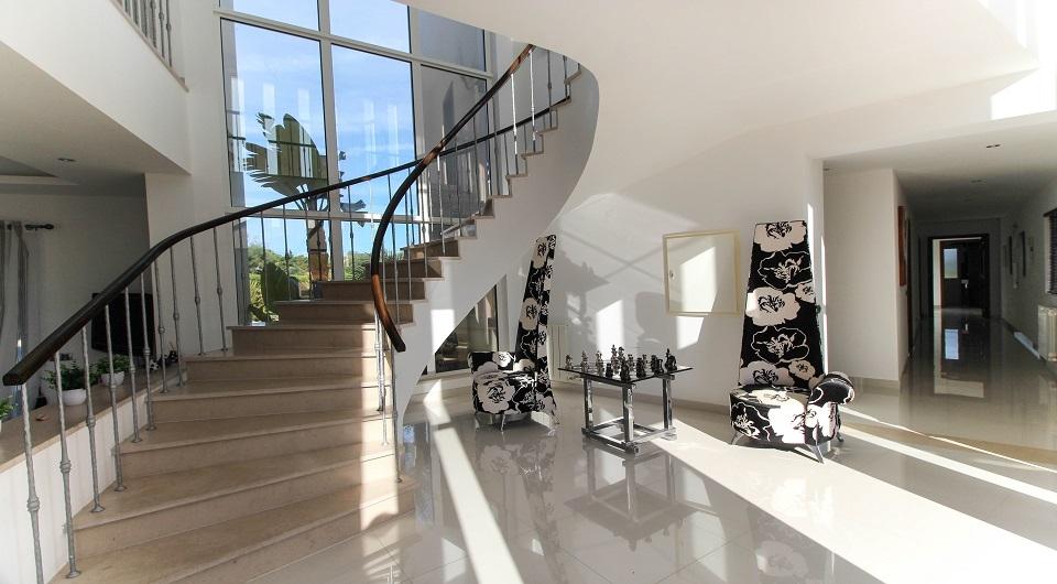 Moradia de luxo V5 com vista golfe para venda em Carvoeiro_3