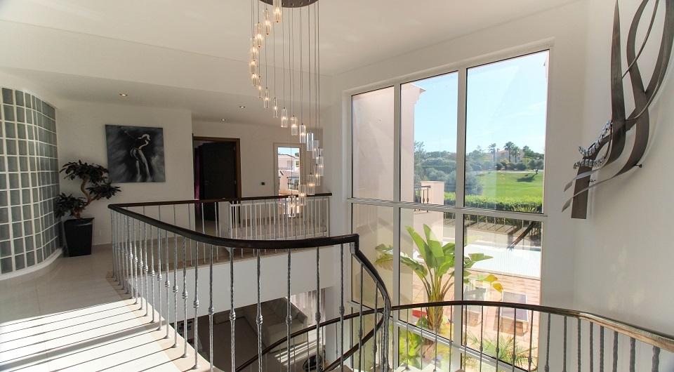 Moradia de luxo V5 com vista golfe para venda em Carvoeiro_6