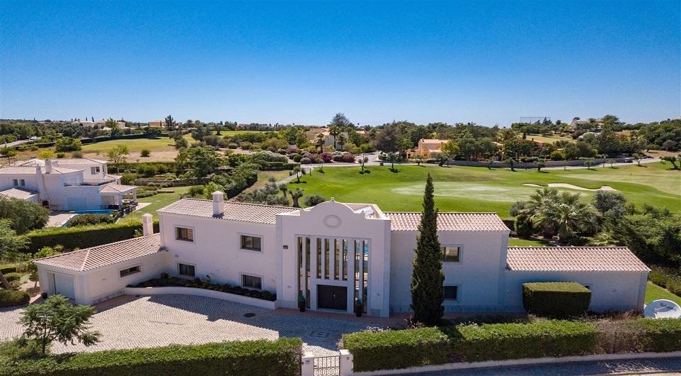 Moradia de luxo V5 com vista golfe para venda em Carvoeiro_9