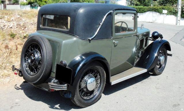 Morris 10-4 Special Coupé-2