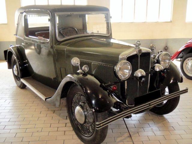 Morris 10-4 Special Coupé