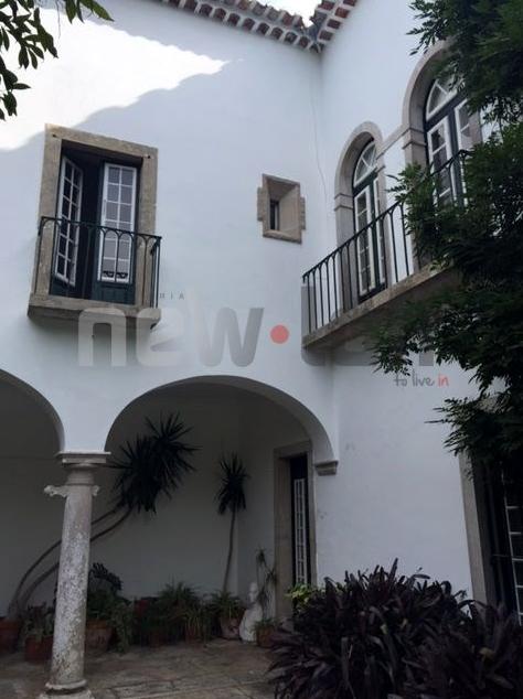 Palacete séc. XVI - Sintra-2