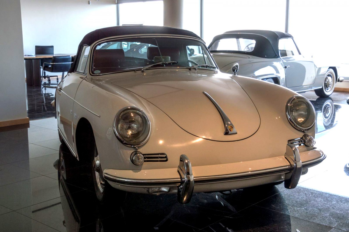 Porsche 356 B Cabrio Super 90-1