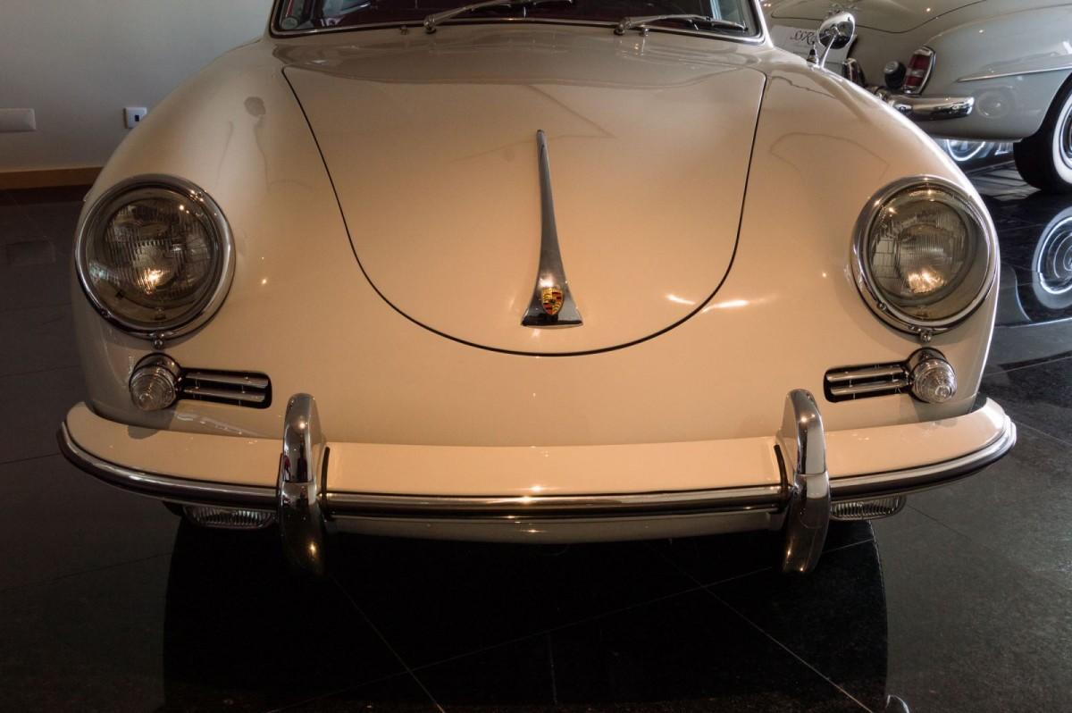 Porsche 356 B Cabrio Super 90-2