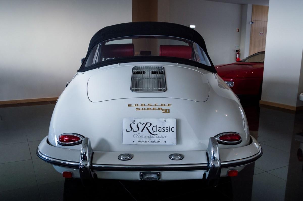Porsche 356 B Cabrio Super 90-3