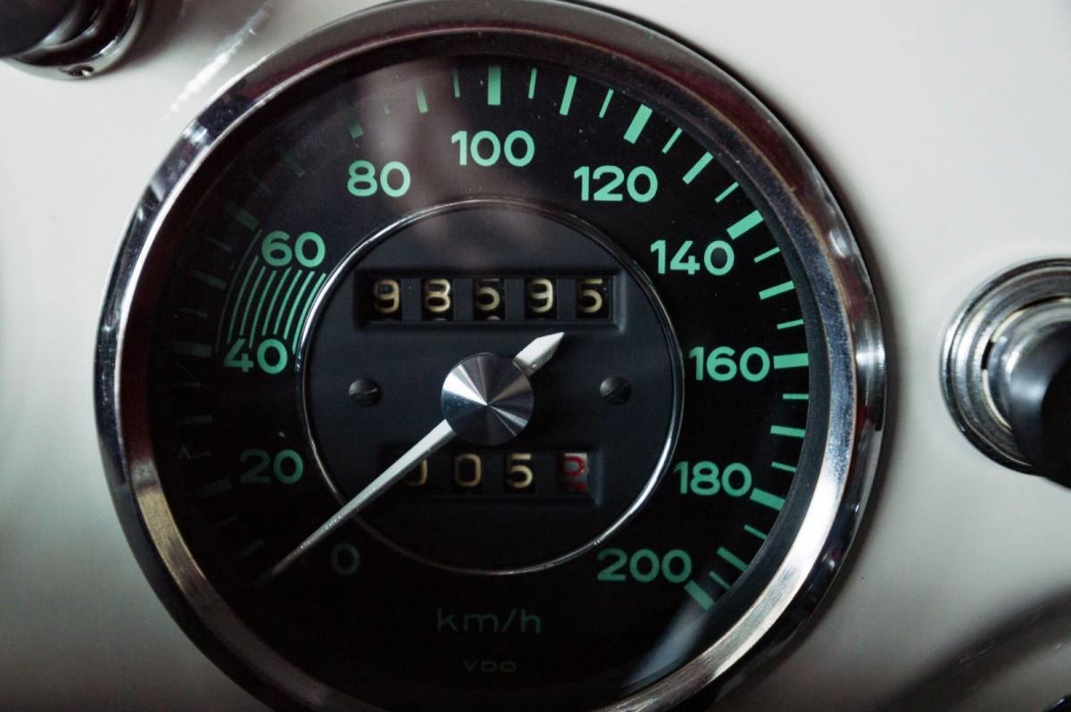 Porsche 356 B Cabrio Super 90-5