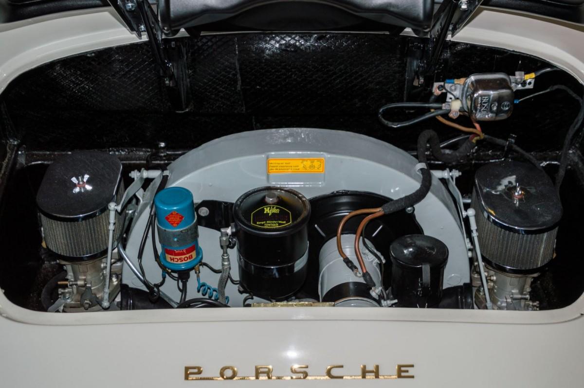 Porsche 356 B Cabrio Super 90-6