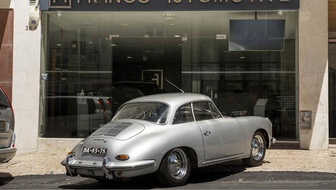 Porsche 356 B T6-3