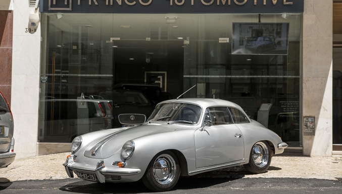 Porsche 356 B T6-4
