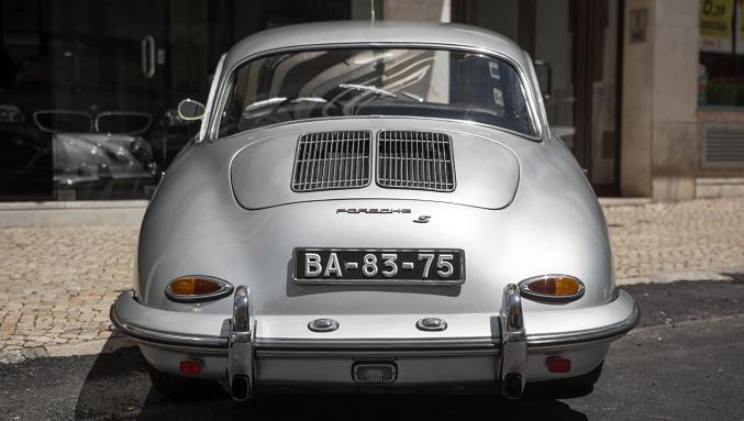 Porsche 356 B T6-5