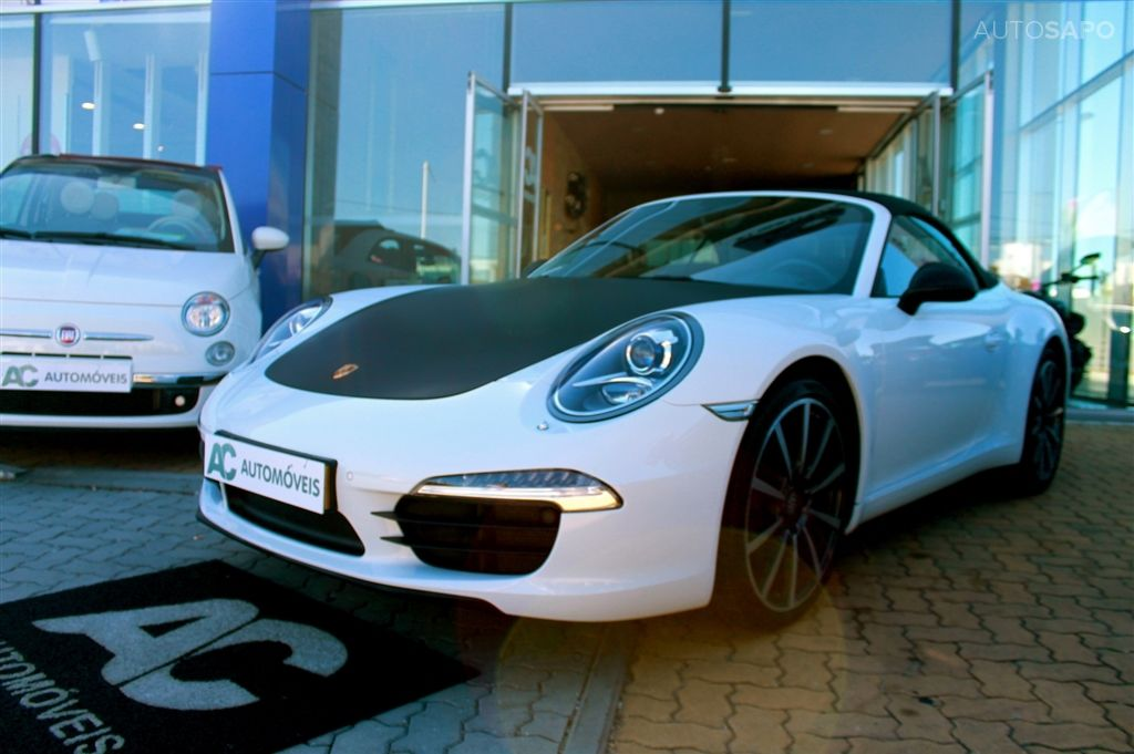 Porsche 911 Carrera-5