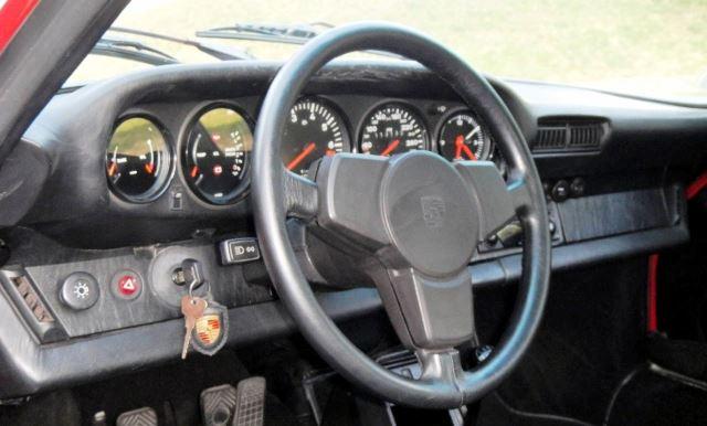 Porsche 911 SC 3.0 Targa-5