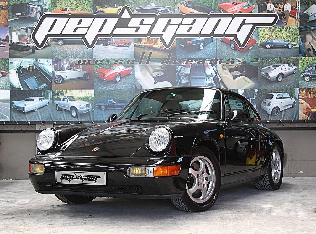 Porsche 964 Carrera 4-2