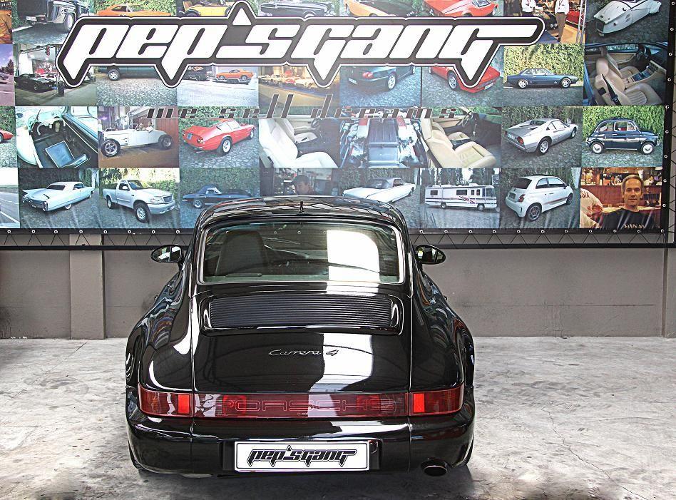 Porsche 964 Carrera 4-3