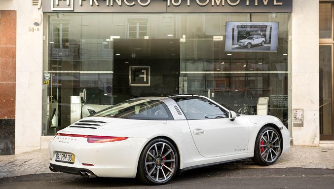Porsche 991 Targa 4S-1
