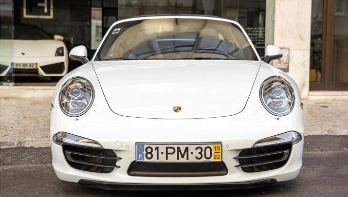 Porsche 991 Targa 4S-3