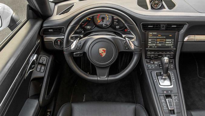 Porsche 991 Targa 4S-6