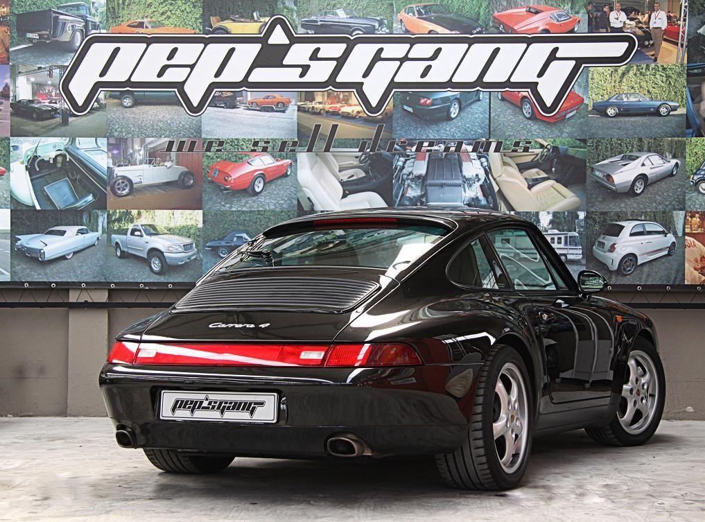 Porsche 993 Carrera 4-3