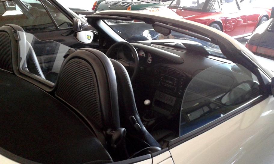 Porsche Boxster 2.7 S-1