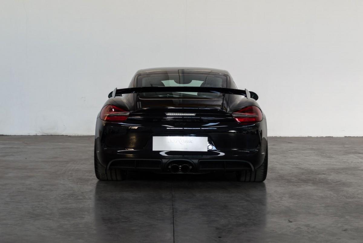 Porsche Cayman GT4-3