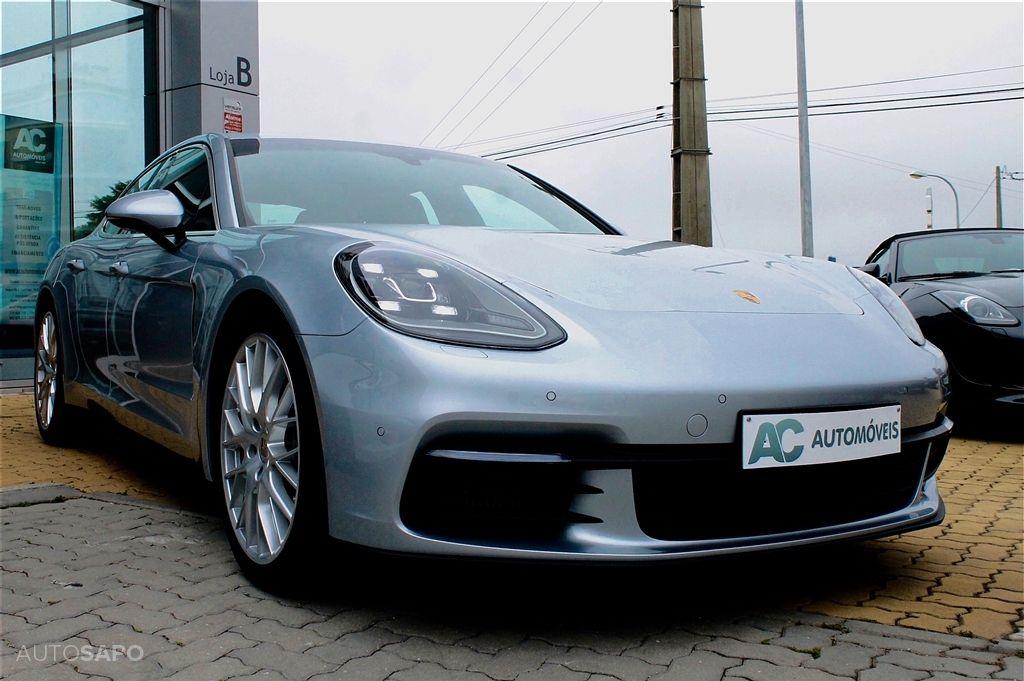 Porsche Panamera 4 S PDK Executive-3