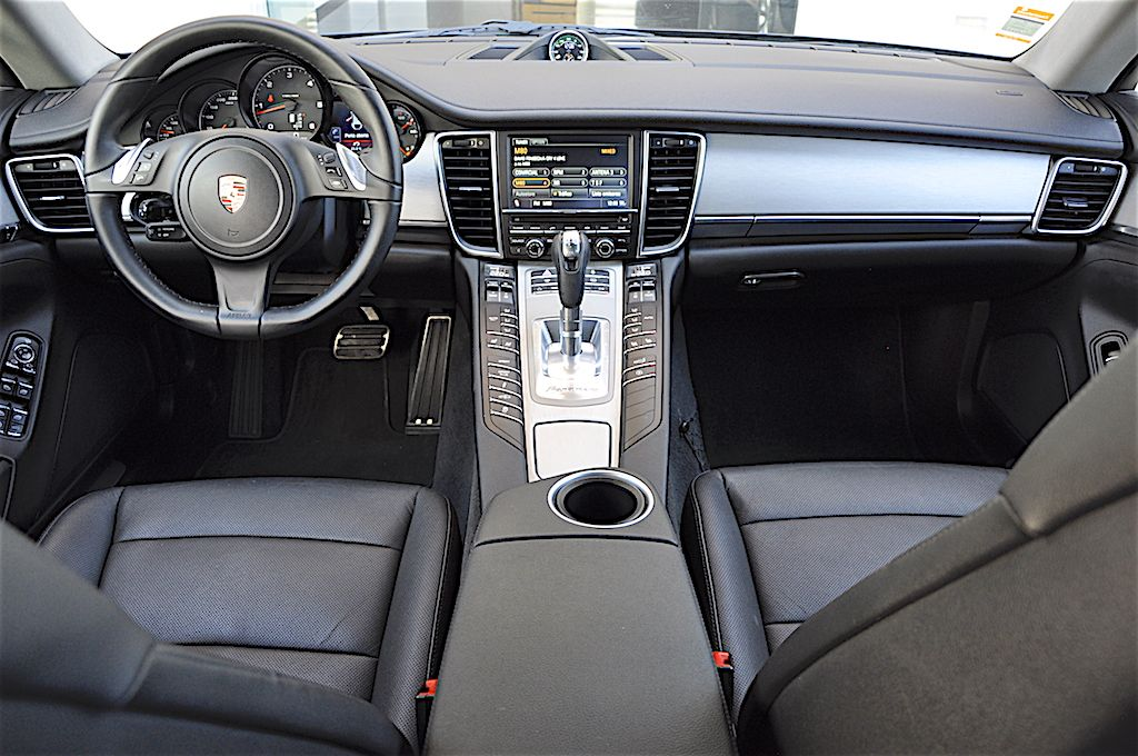 Porsche Panamera Diesel 3.0 V6 -4