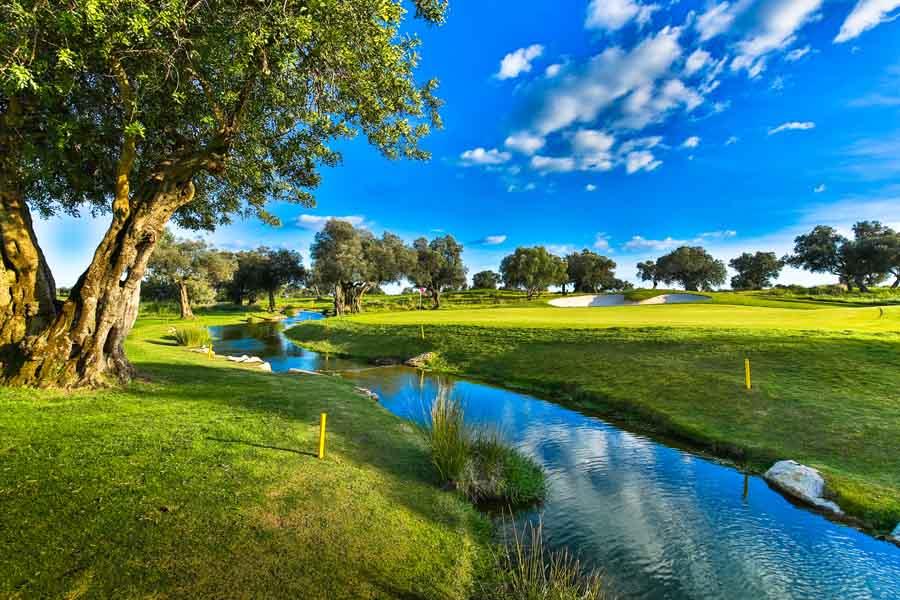 Quinta da Ria – Ria & Cima Golf Courses