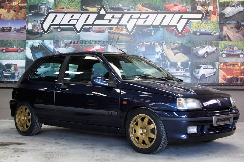 Renault Clio Williams-3