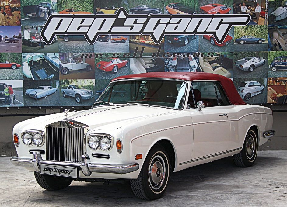 Rolls Royce Corniche Cabrio-1