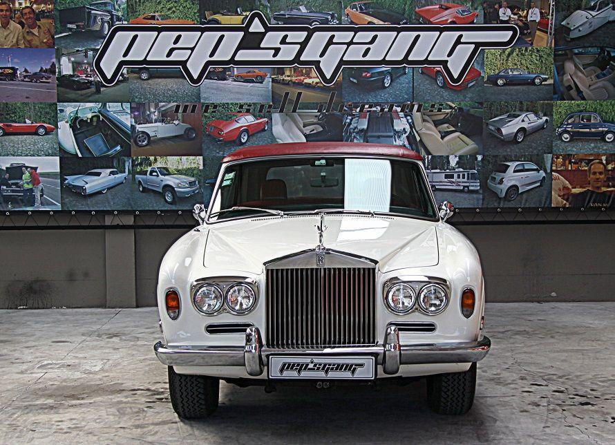 Rolls Royce Corniche Cabrio-2