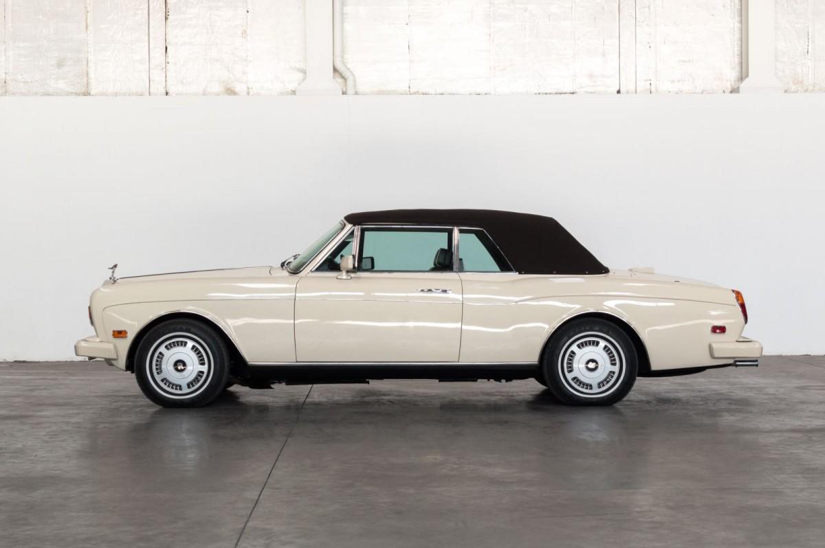 Rolls Royce Corniche II Cabrio-1