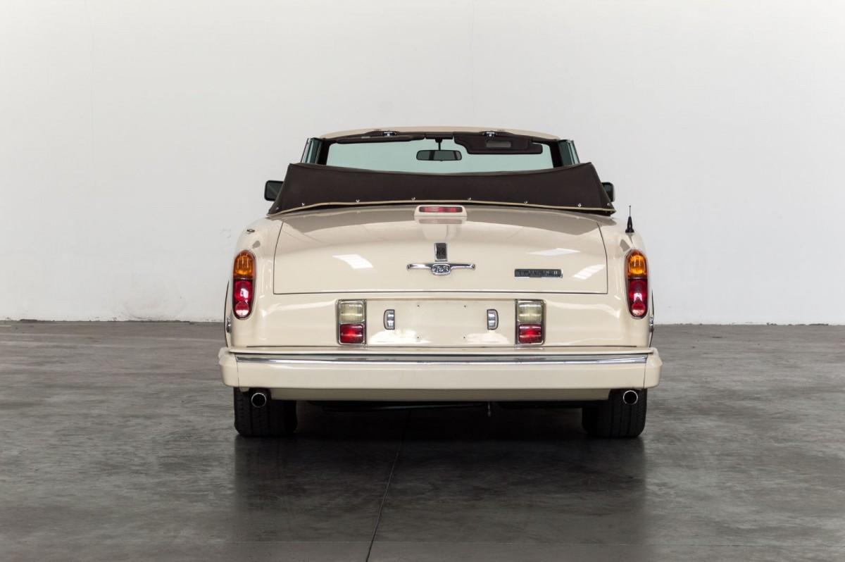 Rolls Royce Corniche II Cabrio-3
