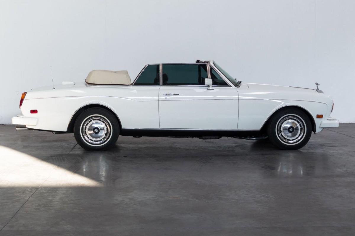 Rolls Royce Corniche III Cabrio-1
