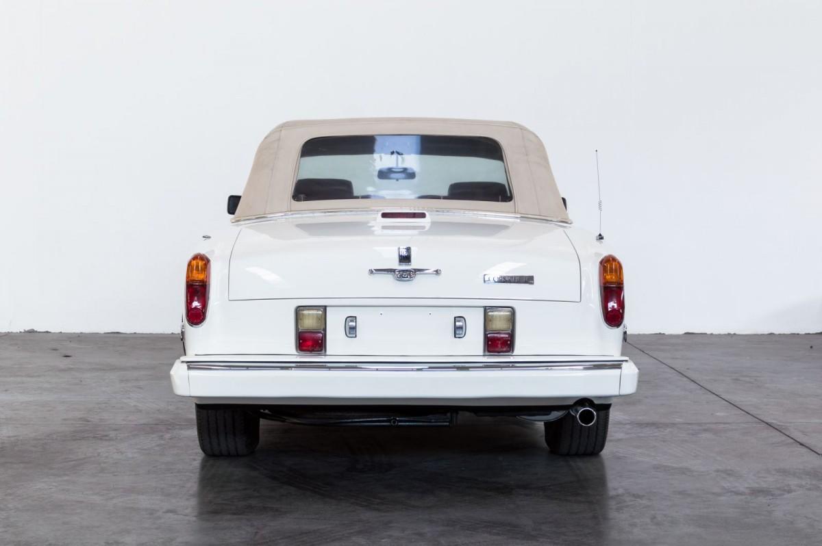 Rolls Royce Corniche III Cabrio-2