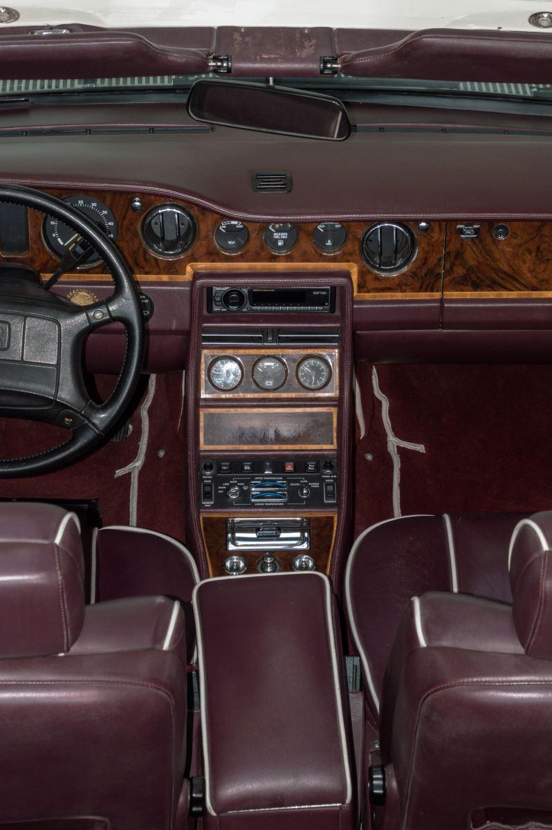 Rolls Royce Corniche III Cabrio-3