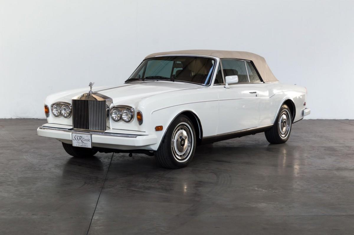 Rolls Royce Corniche III Cabrio